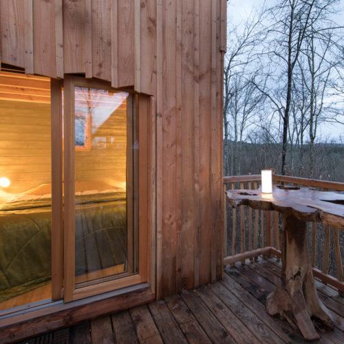 Cabanes dans les arbres Périgord